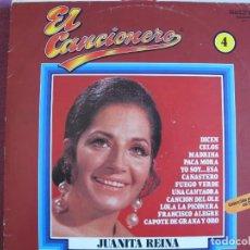 Discos de vinilo: LP - JUANITA REINA - EN CANCIONERO Nº 4 (SPAIN, BELTER 1979, CONTIENE LA REVISTA). Lote 289715808