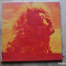 Discos de vinil: CARLOS SANTANA . CBS 1973 LP. GATEFOLD. Lote 289716138