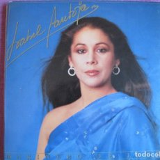 Discos de vinilo: LP - ISABEL PANTOJA - MARINERO DE LUCES (SPAIN, RCA 1985, CONTIENE ENCARTE). Lote 289716208