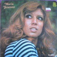 Discos de vinilo: LP - MARIA JIMENEZ - MISMO TITULO (SPAIN, MOVIEPLAY GONG 1976, PORTADA DOBLE, VER FOTO ADJUNTA). Lote 289718073
