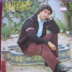 Discos de vinilo: LP - CHIQUETETE - ALTOZANO (SPAIN, ZAFIRO 1980). Lote 289720213