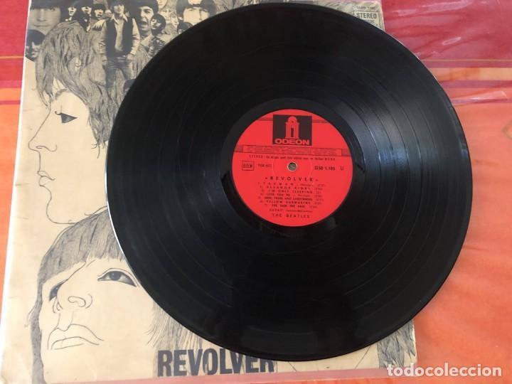 """Discos de vinilo: BEATLES """"REVOLVER"""", LP edición francesa 1968 - Foto 3 - 289724233"""