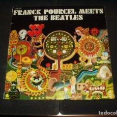 Dischi in vinile: FRANCK POURCEL MEETS LP TE BEATLES. Lote 289727713