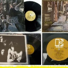 Discos de vinilo: THE DOORS - STRANGE DAYS 67 !! WHEN THE MUSIC'S OVER, 1º PRESS, ORG EDT USA + RARO ENCARTE EXC. Lote 289729323