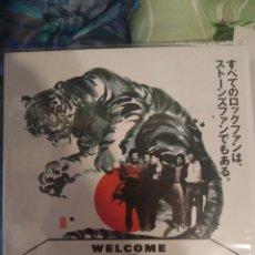 Discos de vinilo: THE ROLLING STONES. WELCOME. JAPAN TOUR 1990. DOBLE LP.. Lote 289731883