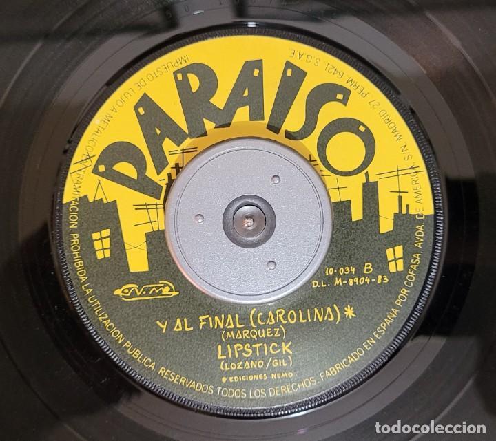 Discos de vinilo: PARAISO - MAKOKI - 1ª EDIC. NUEVOS TIEMPOS 1983 - EP 4 TEMAS (ENCARTE LETRAS) VER FOTOS - Foto 5 - 289732778