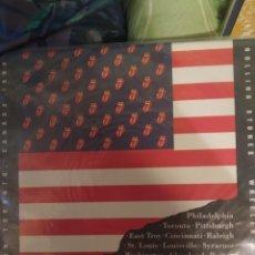 Discos de vinilo: THE ROLLING STONES. NORTH AMERICAN TOUR 1989. TRIPLE LP.. Lote 289733483