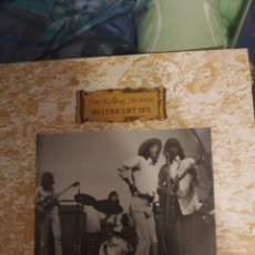 Discos de vinilo: THE ROLLING STONES IN CONCERT 1971. DOBLE LP.. Lote 289734038