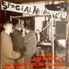 """Discos de vinilo: GUY MCAFFER : AVE SOME OF THAT YOU WANKERS! [UK 2005] 2X12"""". Lote 289734153"""