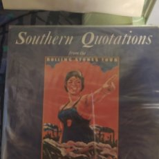 Discos de vinilo: THE ROLLING STONES. SOUTHERN QUOTATIONS, TOUR. DOBLE LP.. Lote 289734683