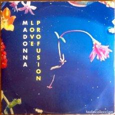 """Discos de vinilo: MADONNA : LOVE PROFUSION [USA 2004] 2X12"""". Lote 289735358"""