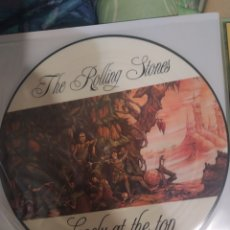 Discos de vinilo: THE ROLLING STONES. LONELY AT THE TOP. LP PICTURE.. Lote 289735788