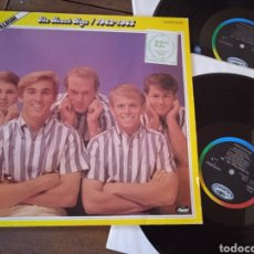 Discos de vinilo: THE BEACH BOYS. DOBLE LP. 1962-1965. MADE IN GERMANY.. Lote 289737338