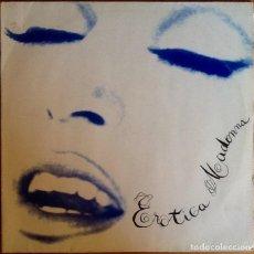 Discos de vinilo: MADONNA : EROTICA [DEU 1992] 2XLP. Lote 289738778