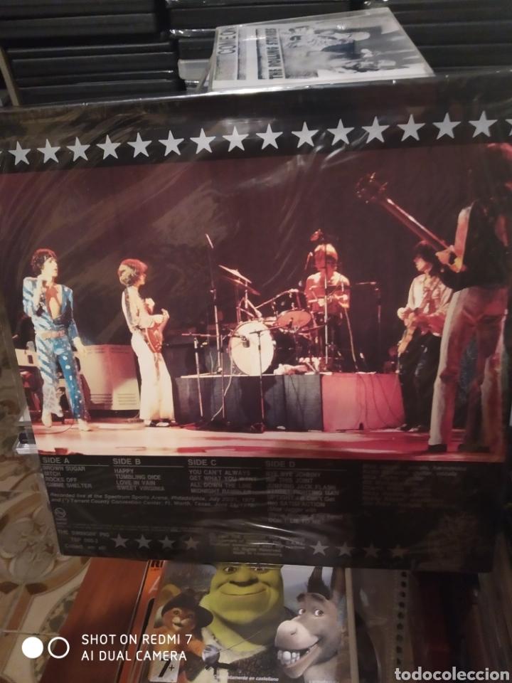 Discos de vinilo: The Rolling Stones. Philadelphia special. Doble LP. - Foto 2 - 289739008
