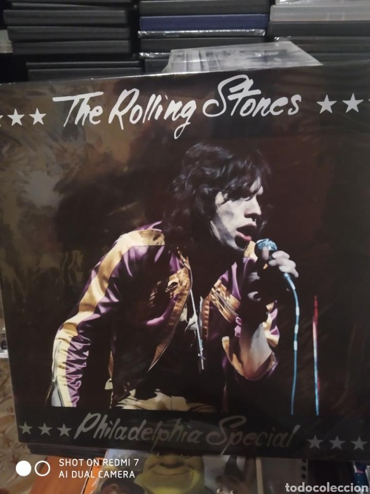 THE ROLLING STONES. PHILADELPHIA SPECIAL. DOBLE LP. (Música - Discos - LP Vinilo - Rock & Roll)
