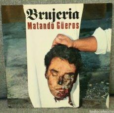 "Discos de vinilo: LP ""BRUJERÍA"" MATANDO GÜEROS 1ERA. EDICIÓN 1993.. Lote 289739028"