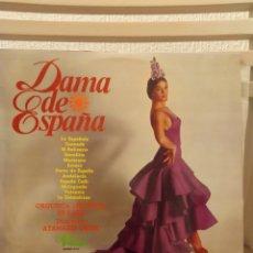 """Discos de vinilo: ORQUESTA ESPAÑOLA DE BAILE """"DAMA DE ESPAÑA"""". Lote 289744993"""