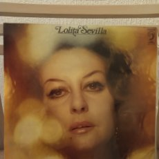 Discos de vinilo: VINILO LOLITA SEVILLA. Lote 289747143