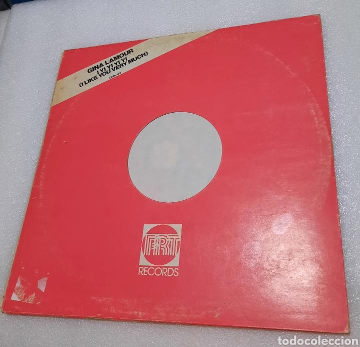 GINA LAMOUR – I YI YI YI YI (I LIKE YOU VERY MUCH). EDICION UK (Música - Discos de Vinilo - Maxi Singles - Disco y Dance)