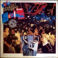"""Discos de vinilo: MASTER GENIUS : LET'S BREAK [ESP 1984] 12"""". Lote 289752738"""
