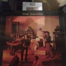 Discos de vinilo: THE DOORS. LIVE IN STOCKHOLM 1968. ESTUCHE DE 3 LPS. Lote 289752953