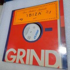 Discos de vinilo: DON PABLO'S ANIMALS - IBIZA. Lote 289753273