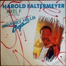 "Discos de vinilo: HAROLD FALTERMEYER : AXEL F (M AND M MIX) [ESP 1984] 12"". Lote 289754063"