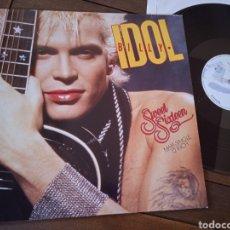 Discos de vinilo: BILLY IDOL MAXI SINGLE. SWEET SIXTEEN. MADE IN GERMANY. 1987. Lote 289745033