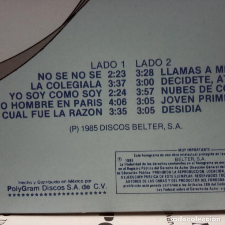 Discos de vinilo: parchis -decidete , atrevete -lp-mexico - Foto 3 - 289758093