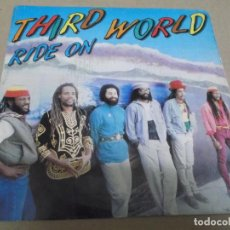 Discos de vinilo: THIRD WORLD (SINGLE) RIDE ON AÑO – 1982. Lote 289764043