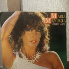 "Discos de vinilo: VINILO SINGLE MARIA MENDIOLA ""STUPID CUPID-THE TIME OF YOUR LIFE"". Lote 289767618"