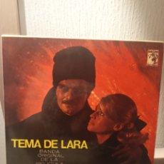 Discos de vinilo: VINILO SINGLE TEMA DE LARA BSO DOCTOR ZHIVAGO. Lote 289768123