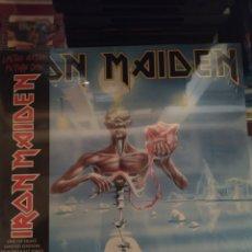 Discos de vinilo: IRON MAIDEN. SEVENTH SON OF A SEVENTH. LP PICTURE. Lote 289768983