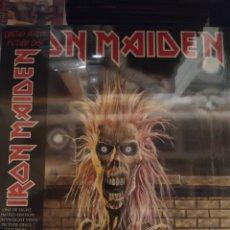 Discos de vinilo: IRON MAIDEN. LP PICTURE.. Lote 289769523