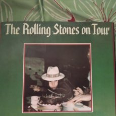 Discos de vinilo: THE ROLLING STONES. ON TOUR. DOBLE LP.. Lote 289770078