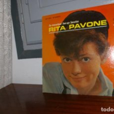 Discos de vinilo: RITA PAVONE LP RCA USA 1964 INTERNATIONAL TEEN-AGE SENSATION LSP-2900. Lote 289777118