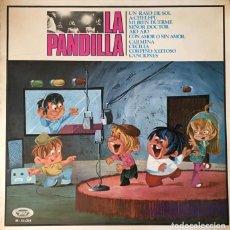 Discos de vinilo: LA PANDILLA - LP. Lote 289788563