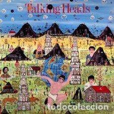 Discos de vinilo: TALKING HEADS - LITTLE CREATURES (LP, ALBUM, SPE) LABEL:SIRE, SIRE CAT#: 9 25305-1, 1-25305. Lote 289791043