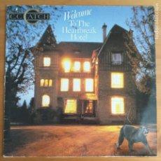 Discos de vinilo: C.C. CATCH - WELCOME TO THE HEARTBREAK HOTEL (LP) 1986. Lote 289796228