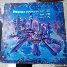 Discos de vinilo: SANTI PICO MISKATONIC II. Lote 289807693