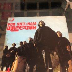 Discos de vinilo: VIETNAM. QUILAPAYUN. Lote 289807818