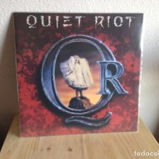 Discos de vinilo: QUIET RIOT - QUIET RIOT / ALBUM LP UK 1988 NM/NM. Lote 289808523