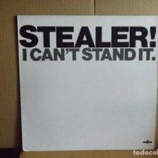 Discos de vinilo: STEALER ! --- I CAN´T STAND IT. Lote 289832918