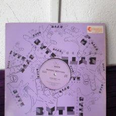 Discos de vinilo: ANTIGUO DISCO VINILO MANIC MOTION. Lote 289833748