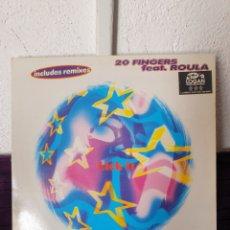 Discos de vinilo: ANTIGUO DISCO VINILO LICK IT. Lote 289833978