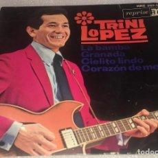 Discos de vinilo: EP TRINI LOPEZ - LA BAMBA Y OTROS TEMAS - HISPAVOX HRE297.03 - PEDIDO MINIMO 7€. Lote 289836103