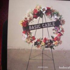 Discos de vinilo: BASIC CABLE- I´M GOOD TO DRIVE. LP.. Lote 289837668