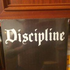 Discos de vinilo: DISCIPLINE / OLD PRIDE , NEW GLORY / GATEFOLD / DOBLE ALBUM / BAD DOG RECORDS 2008. Lote 289842108