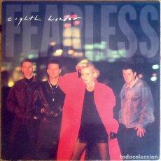 Discos de vinilo: EIGHT WONDER : FEARLESS [ESP 1988] LP. Lote 289842133